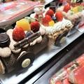 Photos: 機関車ケーキ