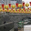Photos: 春節祭の眼鏡橋