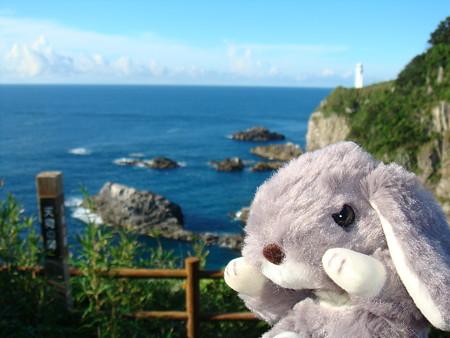 海が青い!!@足摺岬