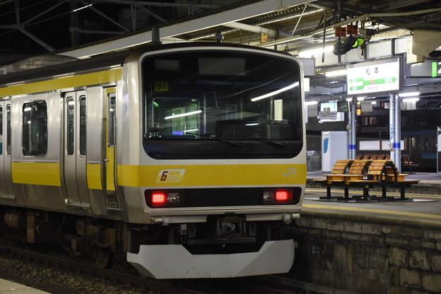 E231系NN配給
