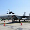 Photos: F-15J