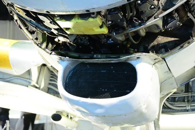 キ84 潤滑油冷却器