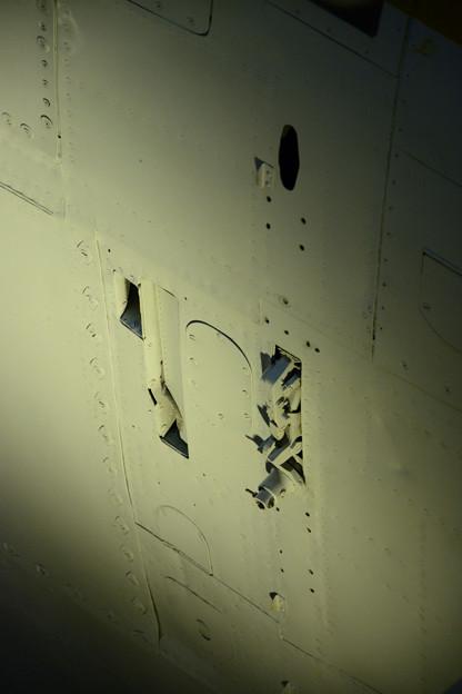 キ84 主翼増槽・爆弾懸吊架