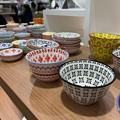 Photos: 100均セリアのポーリッシュ柄の食器その1 by渕上真希