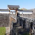 Photos: 晩秋の城