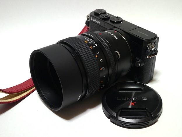 Planar 50mm/F1.4