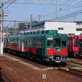 Photos: 天空+真田赤備え列車