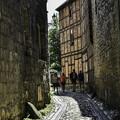 写真: 世界遺産の街「クヴェトリンブルク」