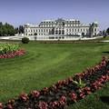 写真: ベルヴェデーレ宮殿上宮 (1)