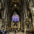 写真: 大聖堂「シュテファン寺院」