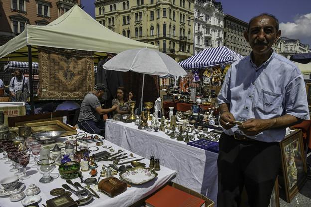Photos: モルドバから来た商人