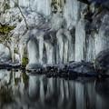 ライトアップ「三十槌の氷柱」