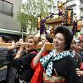 Photos: 女神輿「吉原神社」