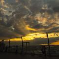 Photos: 落日