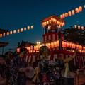 Photos: 池上本門寺盆踊り