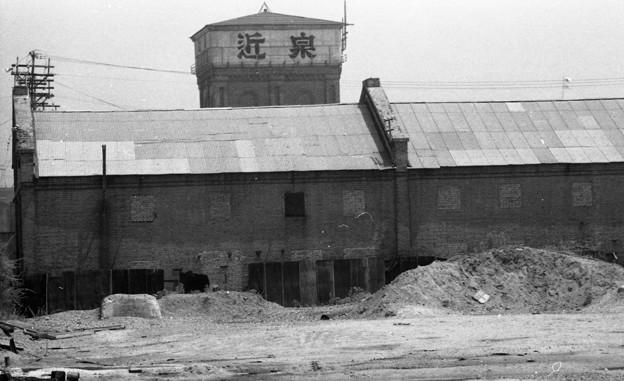 写真: 昭和44年 近泉紡績工場