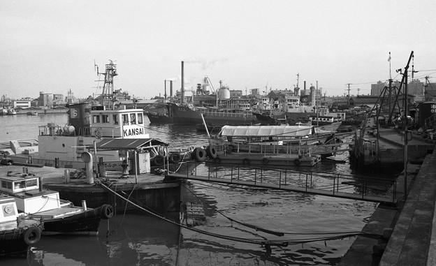 昭和53年 堺港