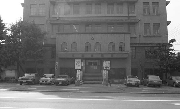 昭和53年 堺北警察署