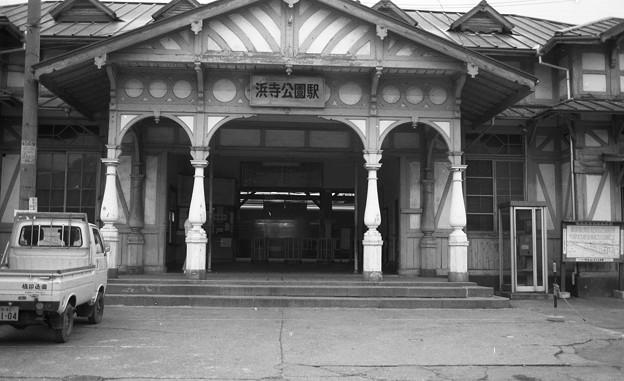 昭和53年 南海線浜寺公園駅