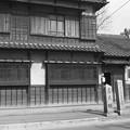 写真: 昭和53年 妙国寺付近の道標