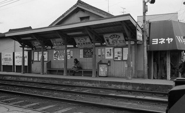 S53阪堺線石津停留所