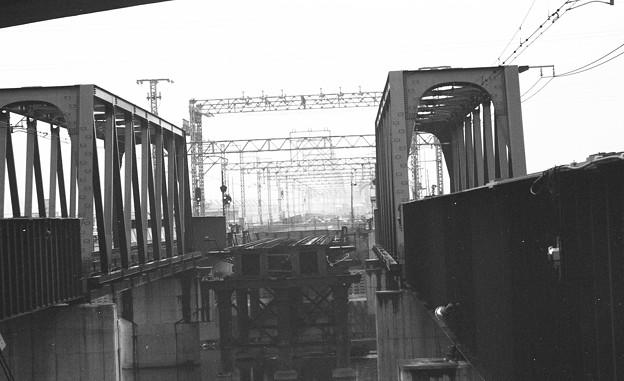 S53南海線大和川鉄橋