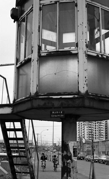 S53 堅川橋の交番