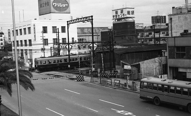 S53 南海線堺駅踏切