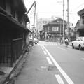 写真: S53_紀州街道-北ノ橋跡