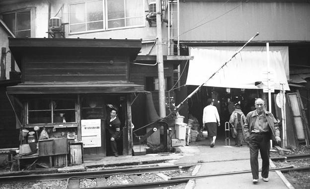 S53_阪堺線綾ノ町踏切