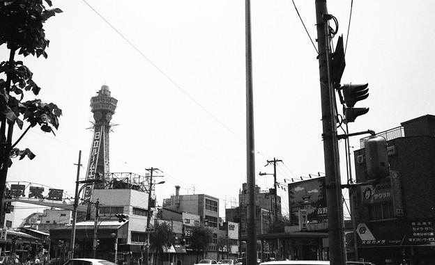 阪堺線恵美須町停留所