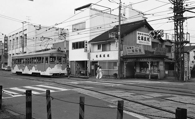 阪堺線住吉停留所
