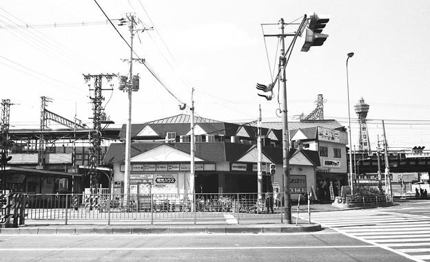 阪堺線南霞町停留所