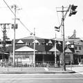 Photos: 阪堺線南霞町停留所