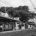 Photos: 阪堺線天神ノ森停留所
