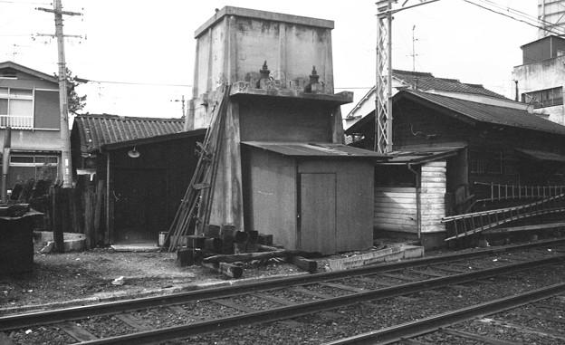 阪堺線給水施設