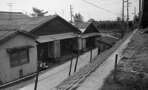 浜寺海の家跡