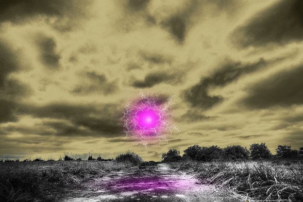 that power(Infrared photography)