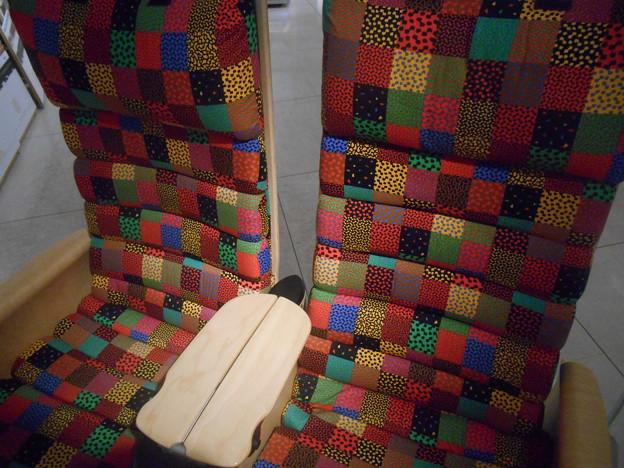 JR九州の座席