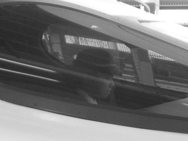 写真: 女性運転士