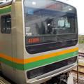 Photos: E231系