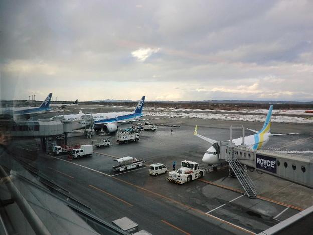 新千歳空港(2F)より.01