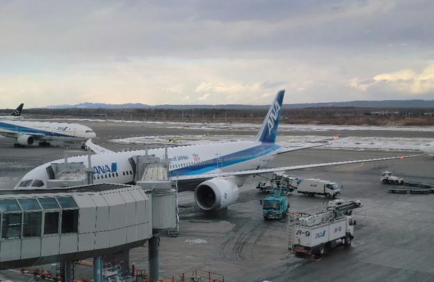 新千歳空港(2F)より.10
