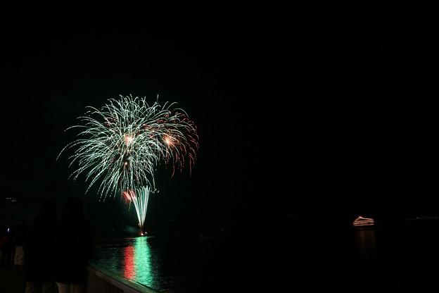 洞爺湖ロングラン花火大会.2018(5月12日) (1)