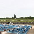 写真: 第8回 真駒内花火大会 開始前 (8)