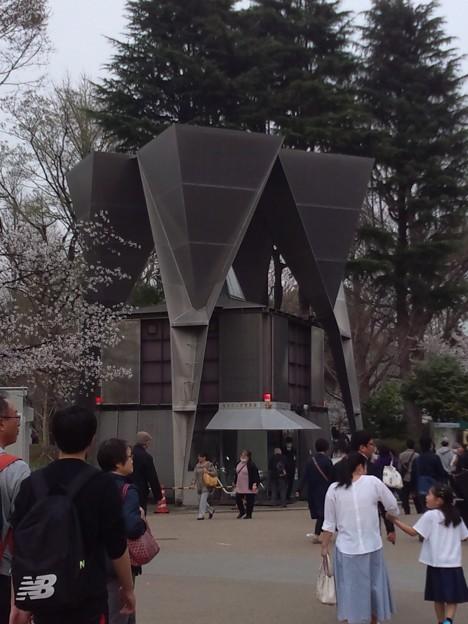 上野動物園前の斉藤さんとこ。