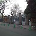 Photos: 上野動物園の昔の正門。