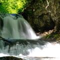写真: 平和の滝1