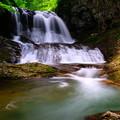 写真: 平和の滝