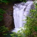 写真: 白扇の滝